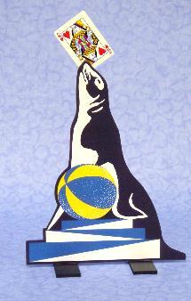 Sammy the Seal (3133M3)