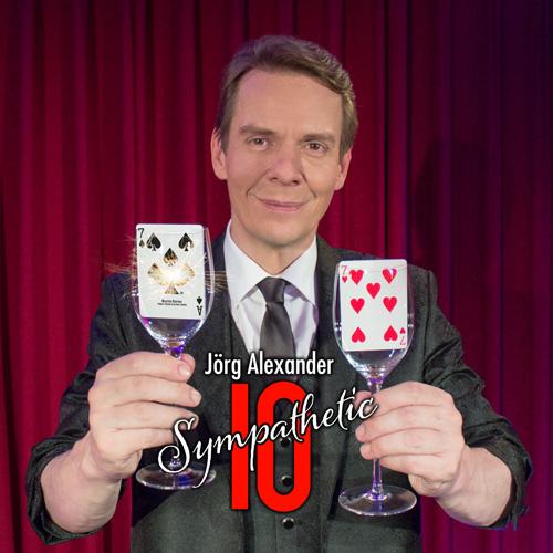 Sympathetic Ten by Jörg Alexander (DVD856)