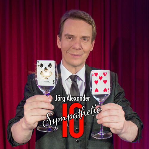 Sympathetic Ten by Jörg Alexander (DVD856)