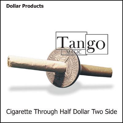 Sigaret door Halve Dollar (1045)