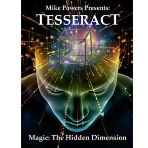 Tesseract by Mike Powers Boek (B0345)