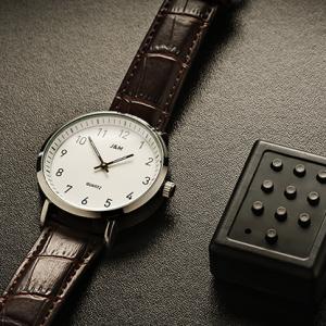 The Watch White Classic by Joao Miranda (4896)