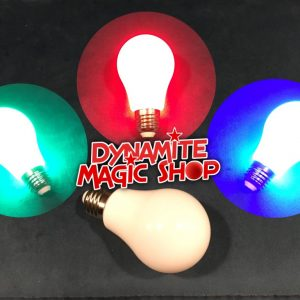 Three Color Changing Bulb / Shine Color (3402)