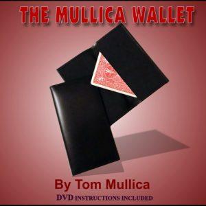 Mullica Wallet with DVD by Heinz Minten Magic (4129)