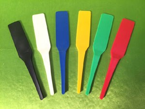 Tricky Paddles Set of 6 (4410)