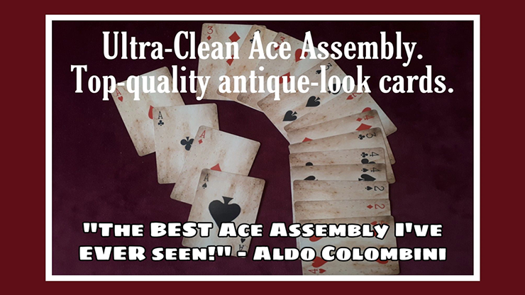Ultra Clean Ace Assembly by Paul Gordon (5006)