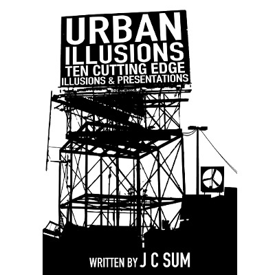 Urban Illusions by JC SUM Boek (B0271)
