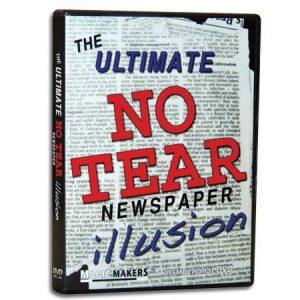 Ultimate No Tear Newspaper DVD (DVD445)
