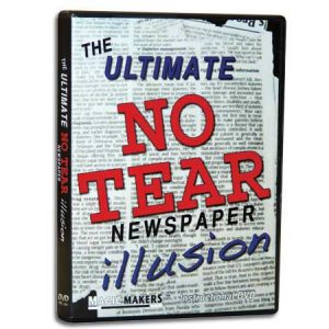 Ultimate No Tear Newspaper DVD (DVD445)