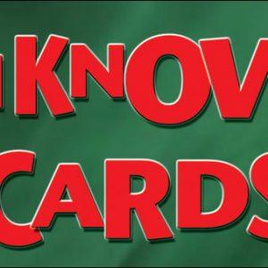 Unknown Cards DVD (DVD342)