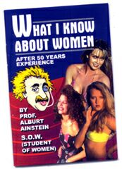 What I Know About Women Boekje (4124-w4)