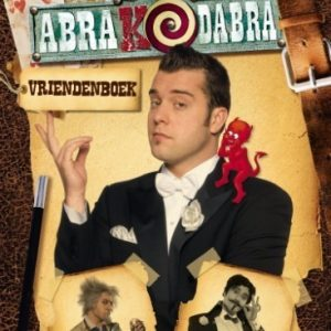 Abrakodabra Vriendenboek