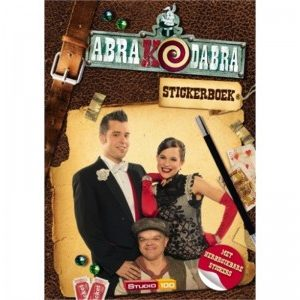 Abrakodabra Stickerboek