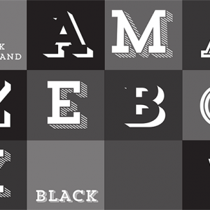 AmazeBox Black by Mark Shortland (4272-w7)