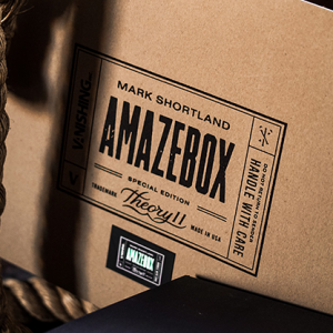 AmazeBox Kraft Vanishing Inc & Theory11(4609)