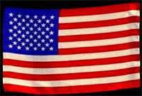 Vlag-Blendo USA (0844)