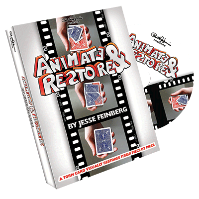 Animate and Restore by Jesse Feinberg (DVD670)