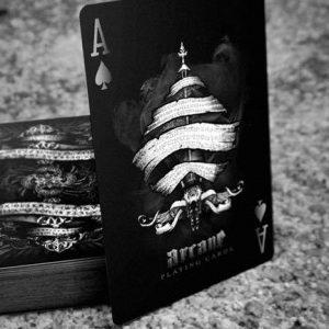Arcane Deck Black (2963)