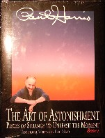 The Art of Astonishment Vol.1 Boek (B0024)