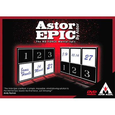 Astor Epic Ultimate (1687)