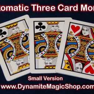 Automatic Three Card Monte Small Version (4837)
