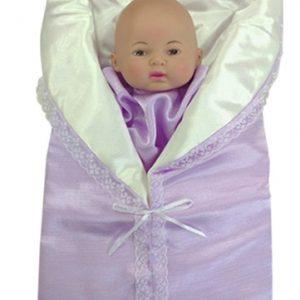 Baby Handpop in Dekentje (4667)