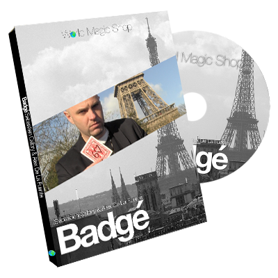 Badge by Alexis De La Fuente and Sebastien Calbry (DVD843)