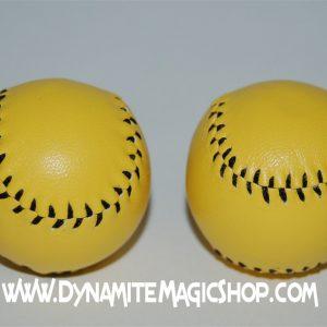 Chop Cup Baseball Set Groot Geel (2414)