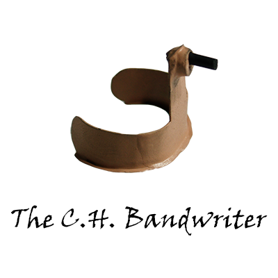 Band writer (pencil) by Scott Brown (3792)