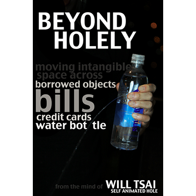Beyond Holely by Will Tsai and SM Productionz (DVD721)