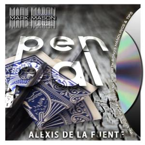 Pen Pal by Alexis De La Fuente Trick (DVD942-w6)
