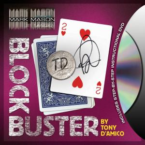 Block Buster by Tony D'Amico (3895-w6)