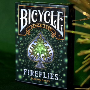 Bicycle Fireflies Playing Cards (3375)