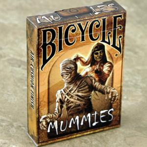 Bicycle Mummies Playing Cards (4078)