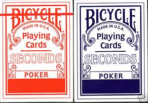 Bicycle Poker Seconds (0058)
