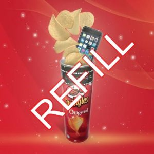 Unbreakable Phone Refill by Lynx Magic