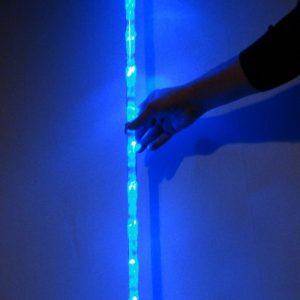 Dancing Cane Blue Light Folding (3341Y1)