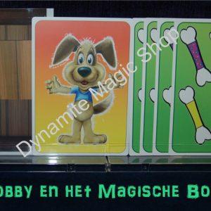 Bobby en het Magische Bot (3200X8)