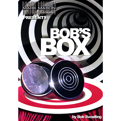 Bob's Box by JB Magic (3390)