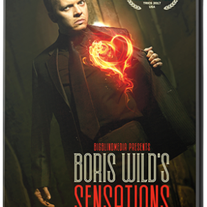 Boris Wild's Sensations 2-DVD Set (DVD988)