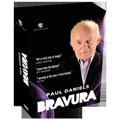 Bravura by Paul Daniels and Luis de Matos DVD (DVD796)