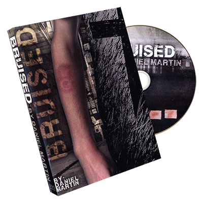 Bruised Trick by Daniel Martin (DVD694)