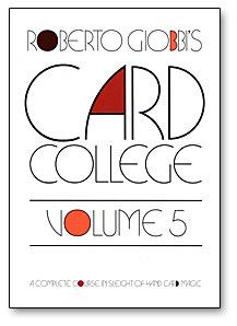 Card College Boek 5 (B0042A)
