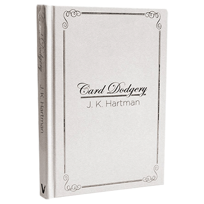 Card Dodgery Boek (B0264)