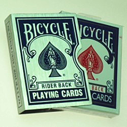 Card Guard Bicycle Blue (3846)