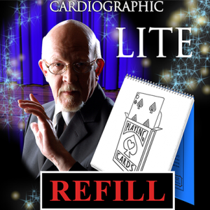 Cardiographic Lite Refill by Martin Lewis (4464)