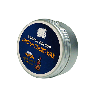Card on Ceiling Wax (Natural 50 gram) by David Bonsall (0158)