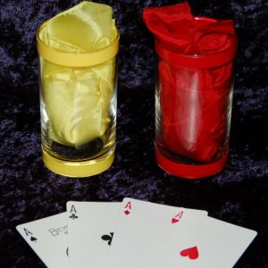 Cards & Silks (0052Z2)
