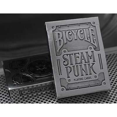 Bicycle Silver Steampunk Deck (3365)