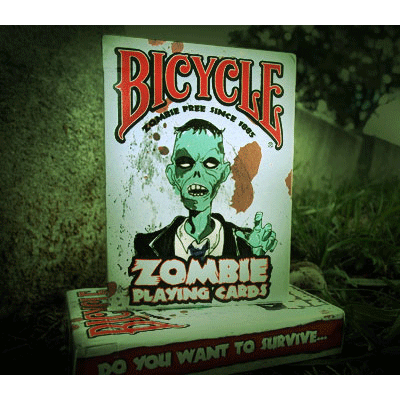 Bicycle Zombie Deck (3400)
